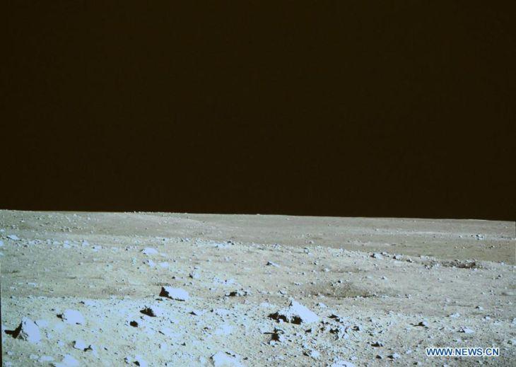 Поверхность Луны, 2013 г