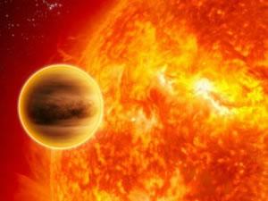 Астрономы обнаружили экзопланету, на которой идет силикатный снег
