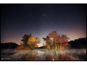 Юпитер может усилить метеоры Ориониды