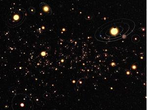 Ученые надеются на существование внеземных форм жизни