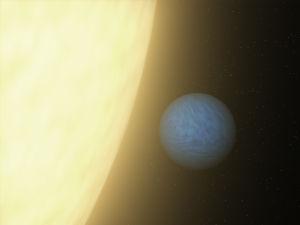 Впервые зафиксирован свет с далёкой суперземли
