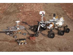 Конкурс НАСА по созданию полностью автономных роботов