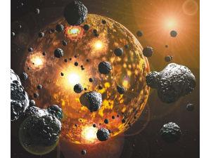 Исследование древних астероидов, бомбардировавших поверхности Луны и Земли