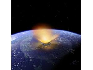 Воду на Землю могли принести астероиды