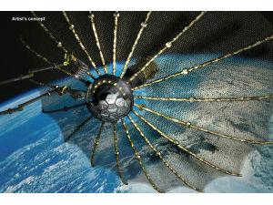 ВВС США разрабатывают новый проект по переработке космического мусора