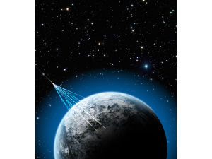 Космические лучи остаются загадкой для учёных уже 100 лет