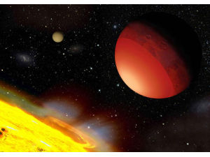 Учёные испаряют экзопланеты