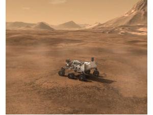 Curiosity совершил удачную посадку на поверхность Марса