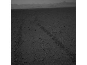 Curiosity совершает самую длинную марсианскую поездку