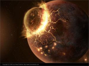 Новая теория формирования Луны
