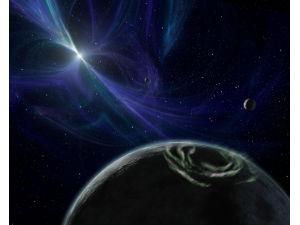 Пульсарные планеты оставляют за собой электрический ток