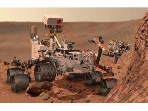 Работа марсохода Curiosity приостановлена на время из-за поломки