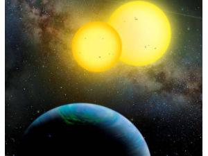 Открыта новая планета в системе четырех звезд