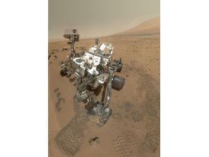 Curiosity не нашёл на Марсе метан – по крайней мере пока