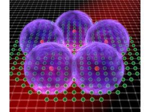 Учёные создали новый тип квантовой материи с кристаллическими свойствами