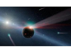 Частые столкновения комет раскрывают тайну, существовавшую 17 лет