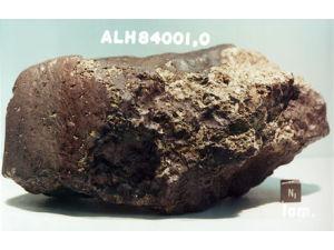 Что арктические образцы рассказали о жизни в марсианском метеорите?