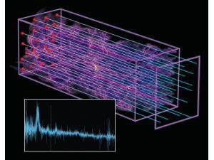 Квазары BOSS открывают новую эру в исследовании расширения Вселенной