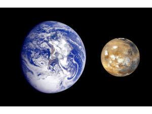 Марс и Земля формировались из одних и тех же строительных блоков
