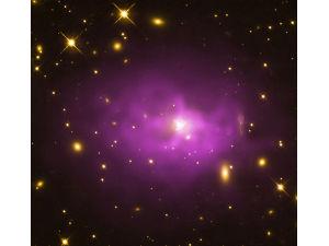 Гигантские чёрные дыры оказываются ещё больше, чем предполагалось