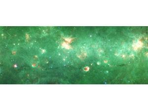 Обнаружена новая «кость» в «скелете» Млечного пути
