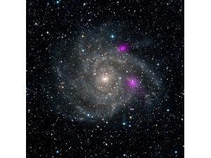 Телескоп НАСА обнаружил таинственные яркие чёрные дыры