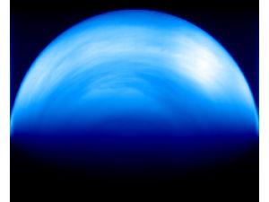 Волшебный снимок Венеры, сделанный космическим аппаратом Venus Express