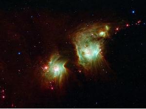 Астрономы обнаружили молекулу-предшественника жизни в газовых облаках