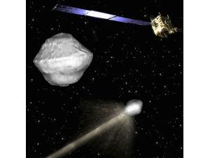 Европа будет таранить астероид своим космическим аппаратом