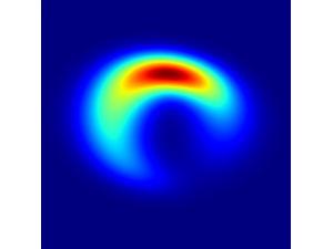 Как будут выглядеть первые снимки чёрных дыр?