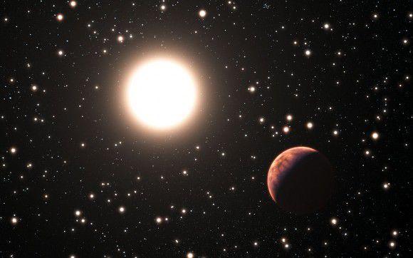В звездном скоплении ученые обнаружили три новых экзопланеты