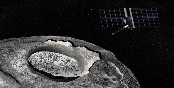 Ученые планируют миссию на один из самых странных объектов в Солнечной Системе