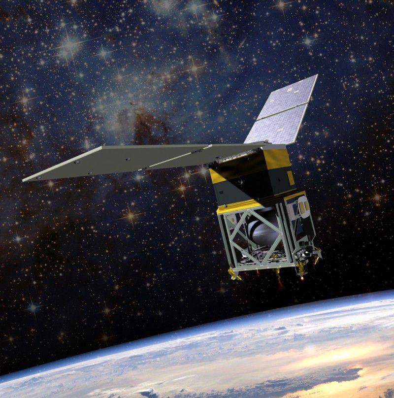 Новое  «экологическое» топливо для космических аппаратов пройдет тестирование