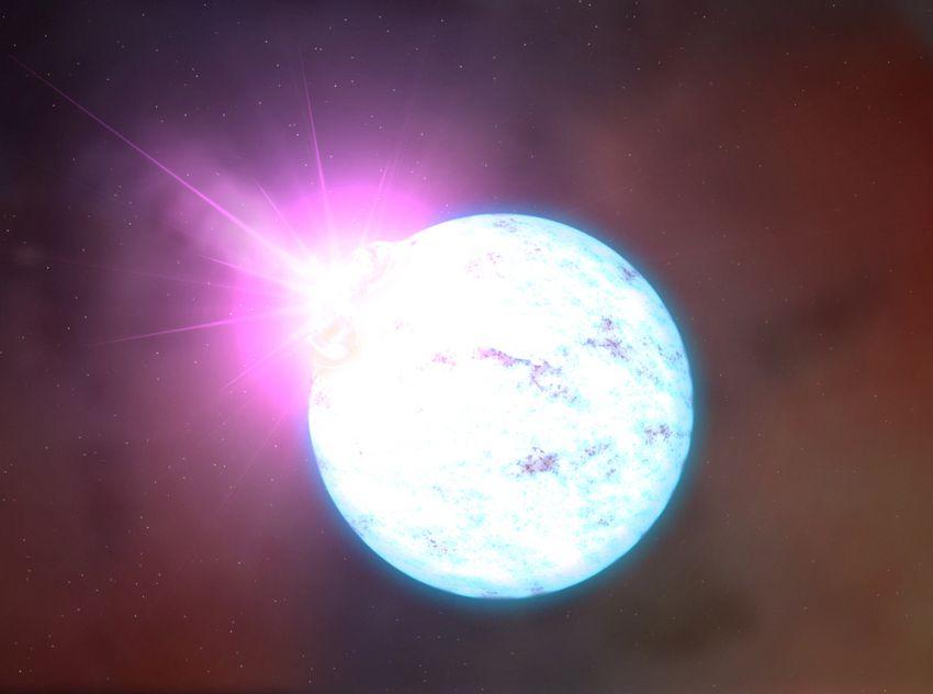 Нейтронные  звезды - на
