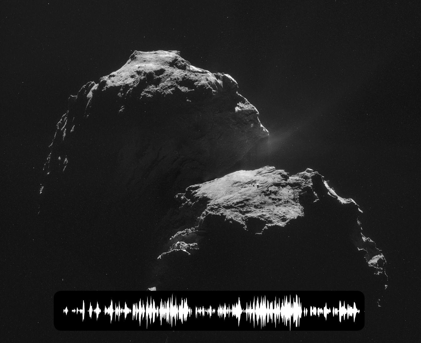 Звук кометы скачать