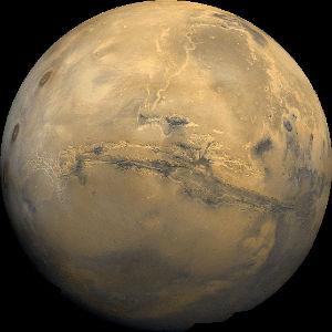 Для Марса также характерна макропогода