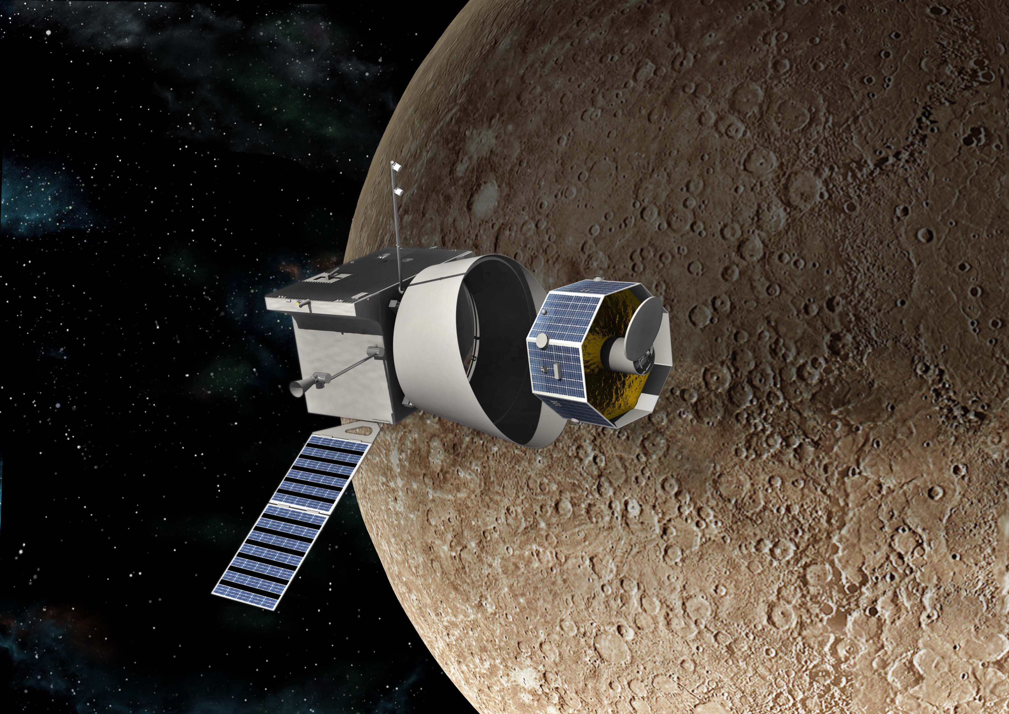 messenger spacecraft discoveries - 880×622