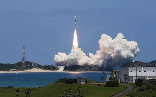 Япония тоже отправила зонд на встречу астероиду