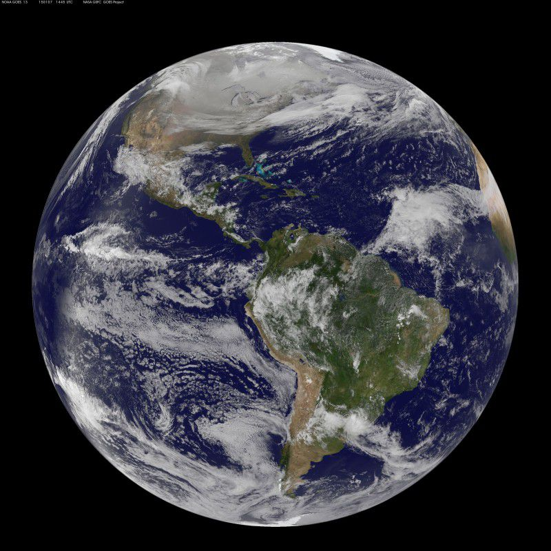 Новые инструменты для получения единой картины Земли