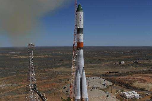 Пристыкованный к МКС корабль внезапно сместил ее в пространстве