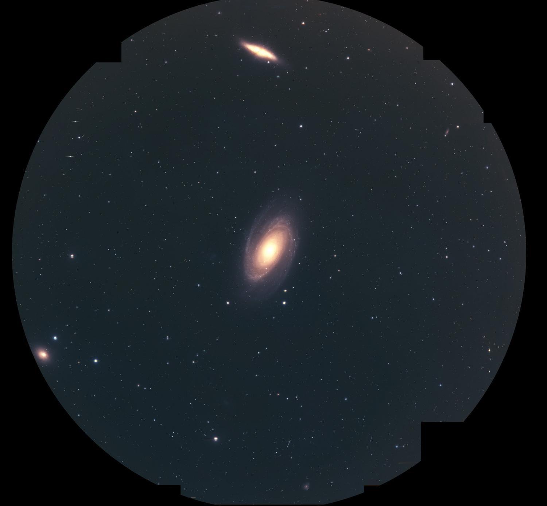Как выглядят звезды через телескоп фото