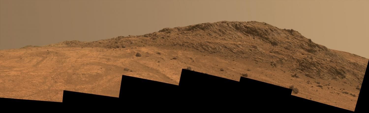 NASAs Mars Opportunity rover battles dust storm the size