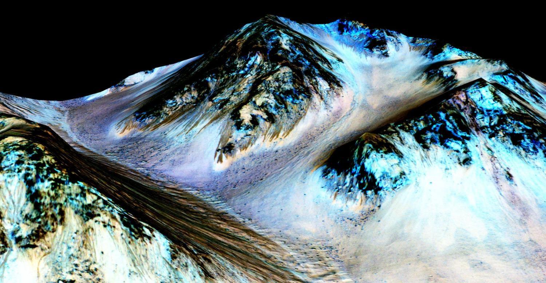 О чем нам рассказало открытие на Марсе воды в жидкой форме?