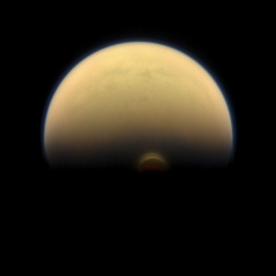 Titan moon  Wikipedia