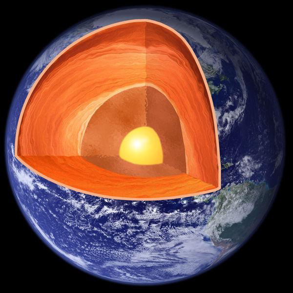 Открытие признаков жизни в мантии Земли поможет в поисках жизни на иных планетах