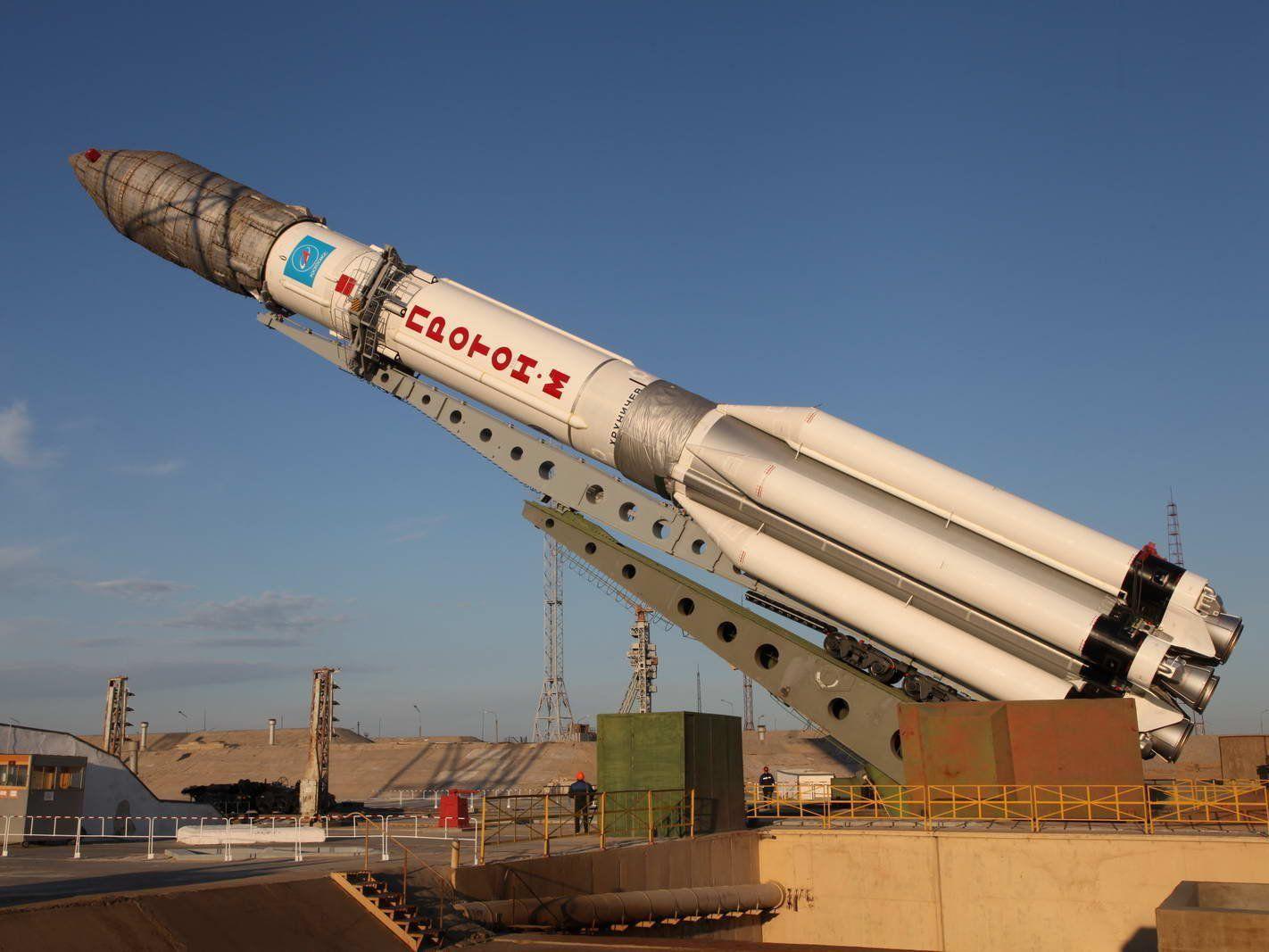 О том, как Центр Хруничева увел контракт у Space X