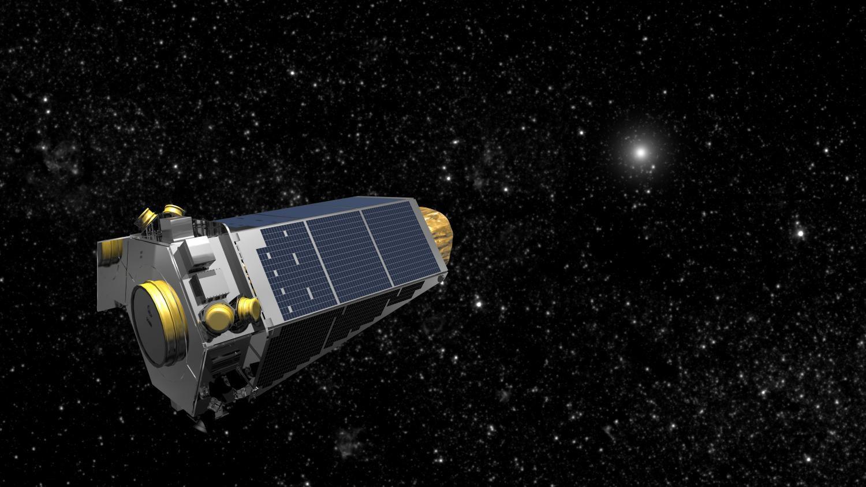 NASA восстановило работу телескопа «Кеплер»