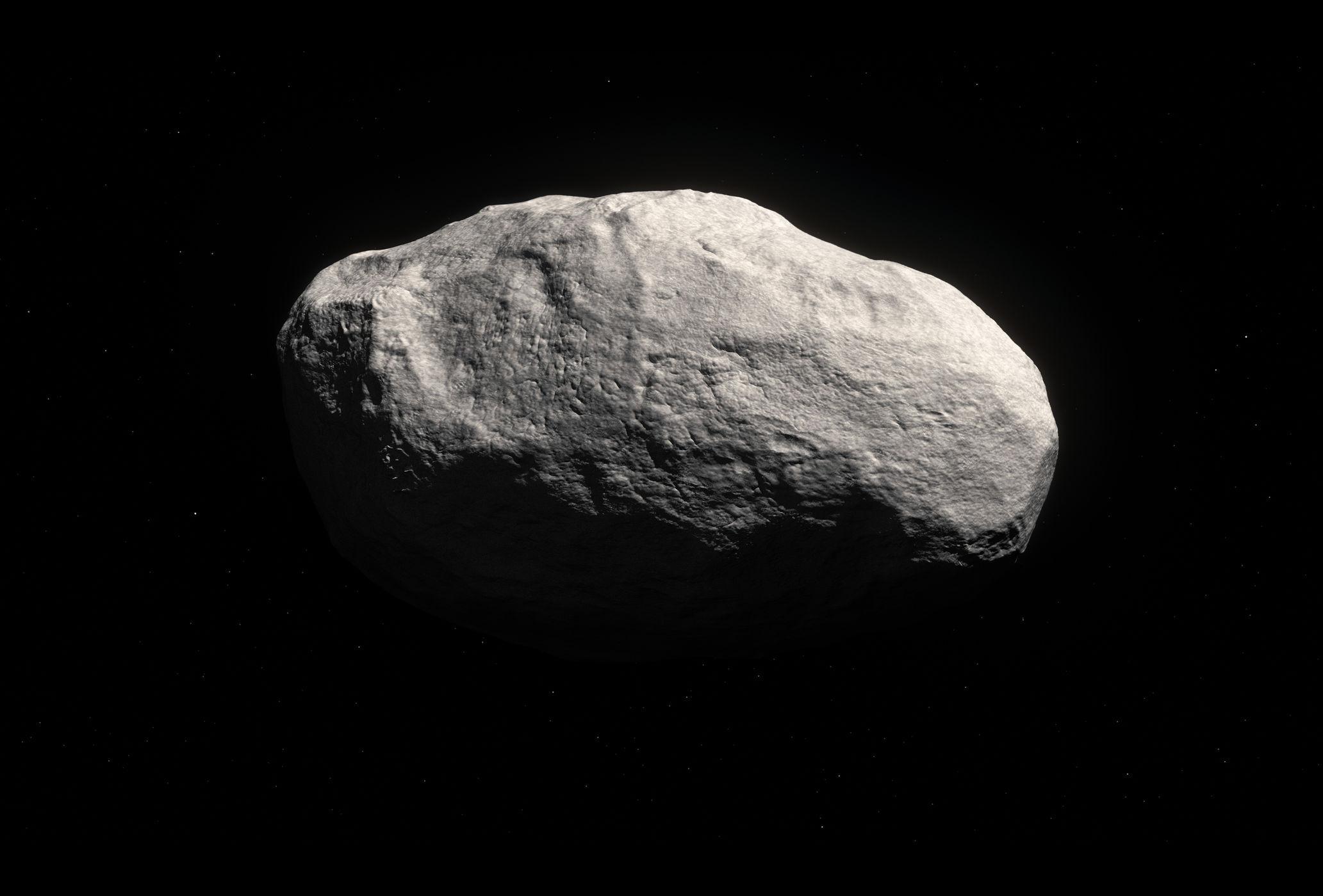 Ученые: найдена родственная Земле комета-астероид