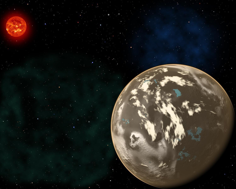 Астрофизики: Первая жизнь воВселенной могла зародиться науглеродных планетах