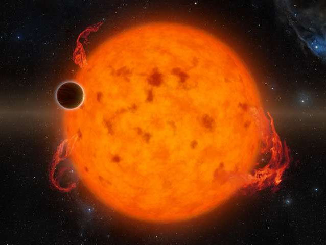 Ученые открыли новорожденную планету наорбите молодой звезды